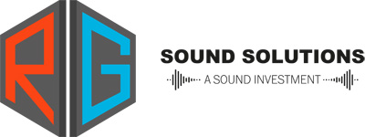 RG Sound Solutions Logo