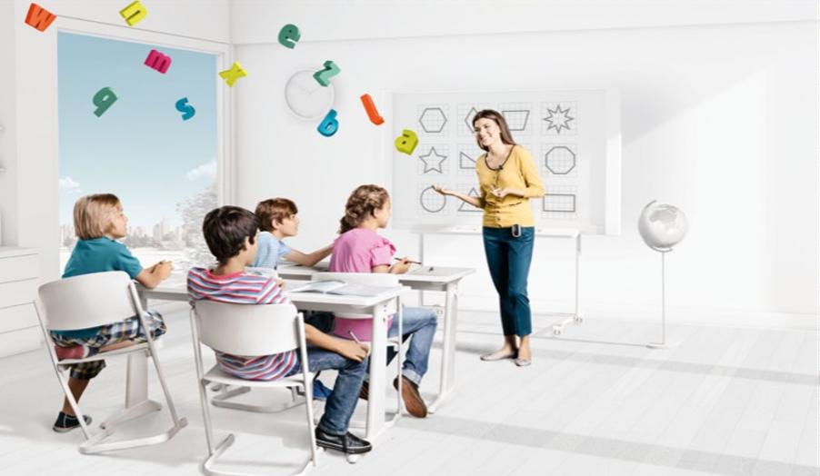 Phonak classroom